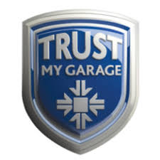 Image result for trust my garage logo