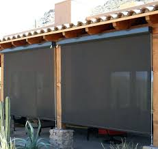 roll down curtains gorgeous outdoor shades shade up blinds for outside exceptional or away home outdoor shades