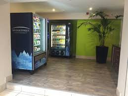 Vending Machines Manchester New Vending Machines Picture Of The Atrium Serviced Apartments
