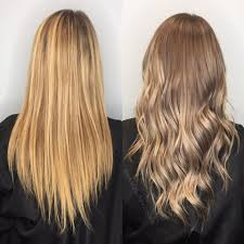 Changing Hair Color From Blonde To Light Brown