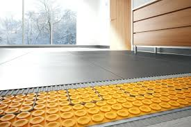 Heated Bathroom Floor Cost Electric Heated Floor Installation Cost ...