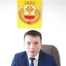 Структура Министерство сельского хозяйства Чувашской Республики Андреев Федор Владимирович