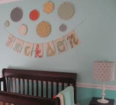 lovely baby name wall art elephant nursery decor custom decal letter