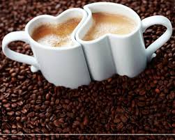 coffee cups with coffee love. Fine Coffee TWO LOVE HEART COFFEE CUPS Love Wallpaper To Coffee Cups With C