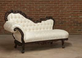 VICTORIAN CHAISE LOUNGE 652 | Victorian Furniture