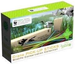 Game With Wooden Sticks Wooden PickUp Sticks Game World Wildlife Fund Blueberry Forest 70