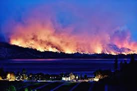 Before the scenes in lytton, at least three major wildfires were burning in british columbia, with 26 blazes having started between tuesday and wednesday alone. A Look Back At The Biggest Wildfires To Ever Burn Across B C Salmon Arm Observer