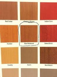 Interior Wood Stain Color Chart Cabot Deck Stain Colors Cooksscountry Com