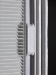 exterior door with built in mini blinds. therma-tru introduces low-e internal blinds for entry door systems exterior with built in mini
