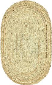 oval office rug. Natural 3 X 5 Braided Jute Oval Rug Area Rugs Irugs Office