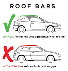 mercedes ml roof racks mercedes ml m class aluminium aero dynamic roof bars for side