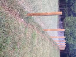 installing field fence on uneven ground fence and gate design ideas rh fludefence us 48 field