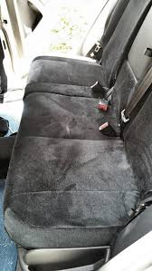 2016 volkswagen tiguan rear black velour seat covers velour is extremely soft and has a velvet feel