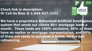 Lowest Price Mortgage Loan Leads Ever Wish You Could Generate 100