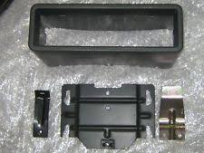 suzuki samurai dash parts suzuki sj samurai dash radio stereo din box 3 mountings 86 88 new ship fits suzuki samurai