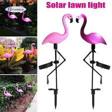 Presyo Ng B F 1 Pcs Solar Power Led Light Lamp Flamingo Waterproof