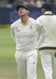 Australia cricket captain Steve Smith ...