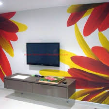 Small Picture Exterior Mural Painting Techniques Bedroom and Living Room Image