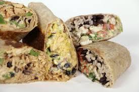 Mucho Burrito Gluten Free Chart Burritos A Healthy Lunch Or Overindulgence The Dish