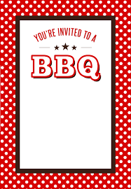 a barbecue printable party invitation template greetings bbq party invitation printables