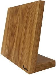 <b>Подставка магнитная на</b> 6 ножей настольная, дуб (Woodinhome ...
