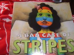 stripes and lima beans what a fun book this is