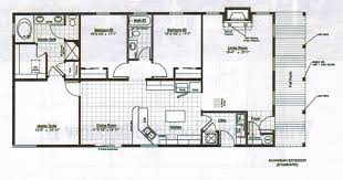 Small Picture Home Design Layout 25 Three Bedroom Houseapartment Floor Plans