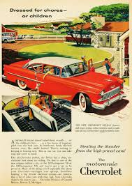 1955 Chevrolet 210 Delray - Dressed For Chores - Or Children!