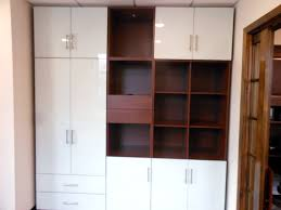 White Wardrobes with Extra Bedroom Storage in Clifton