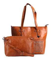 Iva Brown Shoulder Bags - Combo Of 2 - Buy Iva Brown Shoulder Bags - Combo  Of 2 Online at Best Prices in India on Snapdeal
