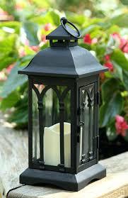 tapered black metal candle lantern inches large outdoor lanterns candle lantern decor black rustic iron holder large outdoor lanterns