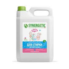 Купить <b>гели для стирки</b> детские synergetic