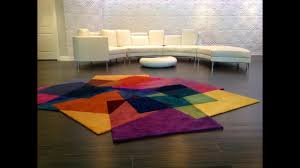 modern wool rugs contemporary design you