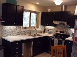 galley kitchen remodel. Galley Kitchen Remodel Ideas Varnished Wooden Island White Wall Backsplash Best Cabinet Set Countertop
