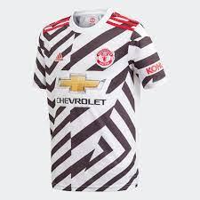 Defensive work rate high → medium. Adidas Manchester United 20 21 Third Jersey White Adidas Us