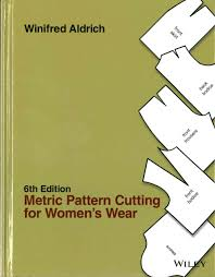Details About Metric Pattern Cutting For Womens Wear 6e By Winifred Aldrich English Hardcov