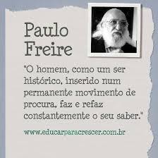 Frases de Paulo Freire added a... - Frases de Paulo Freire