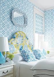 Light Blue Wallpaper Bedroom Interior Good Looking Home Interior Decoration Using Light Blue