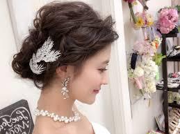 結婚式の主役は髪型も大事最高にオシャレな花嫁ヘアスタイルbiglobe