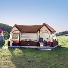 Multiple Room Tents Camping Tents Cabin Tent With Screen Room Coleman Cabin Tent With