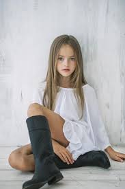 Kristina Pimenova, the 9-Year-Old Supermodel Dubbed Most Beautiful Girl in  the