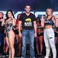 Paige VanZant vs Rachael Ostovich LIVE ...