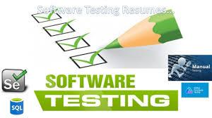 Database Testing Resumes Software Testing Resumes Software Testing