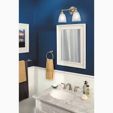 U Lamp Moen Brantford Vanity Light Spectacular Bathroom Collections  O Iprights