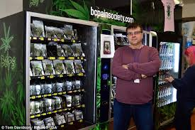 Joint Vending Machine Beauteous Canadian Chef Mary Jean Dunsdon Aka Watermelon Cooks With Cannabis