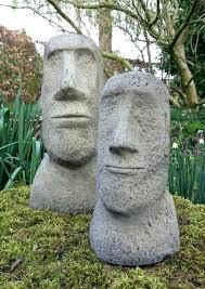 golf garden statues golf garden statues stone garden pair of island head ornaments statues golf themed