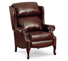 leather wingback recliner roselawnlutheran lazy boy wingback recliner chair