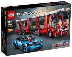 <b>Конструктор LEGO Technic</b> 42098 <b>Автовоз</b> — купить и выбрать из ...
