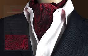 <b>100pcs</b>/lot Vintage Wedding Formal Men's Cravat Ascot Scrunch ...