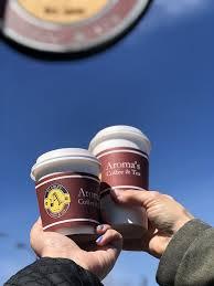 aroma s coffee tea 16 photos 20 reviews coffee tea 10850 e traverse hwy traverse city mi phone number yelp